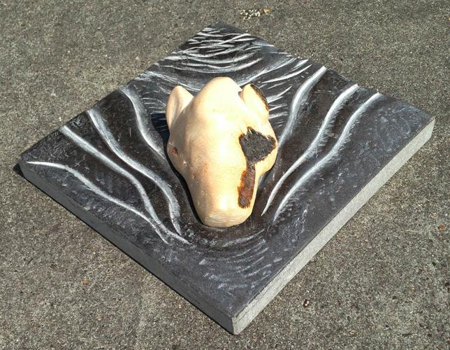 Schwimmende Tapir, Serpentin